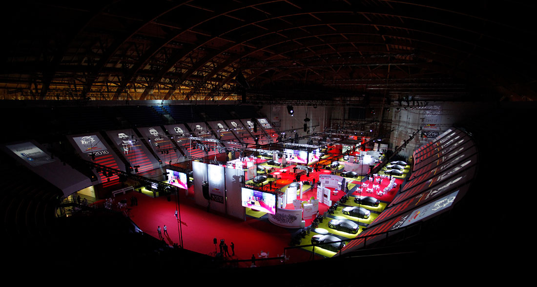The Best of Belron - Eventos Anteriores - Altice Arena